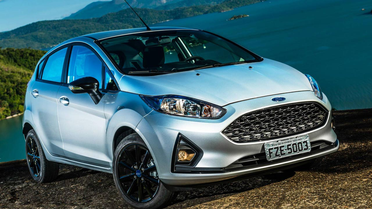 Ford Fiesta 2018 Brasil