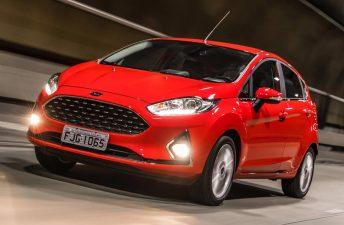 Ford presentó el nuevo Fiesta made in Brasil