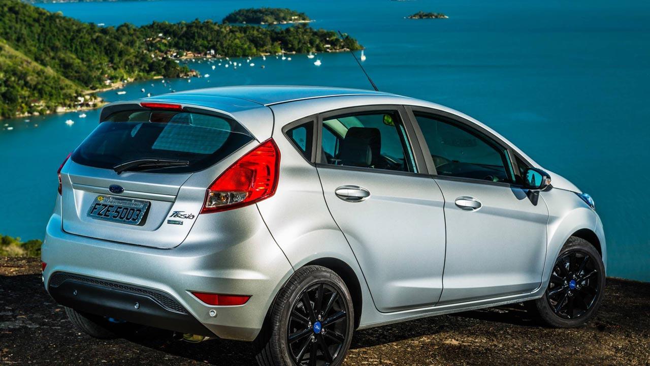 Ford Present 243 El Nuevo Fiesta Made In Brasil Mega Autos