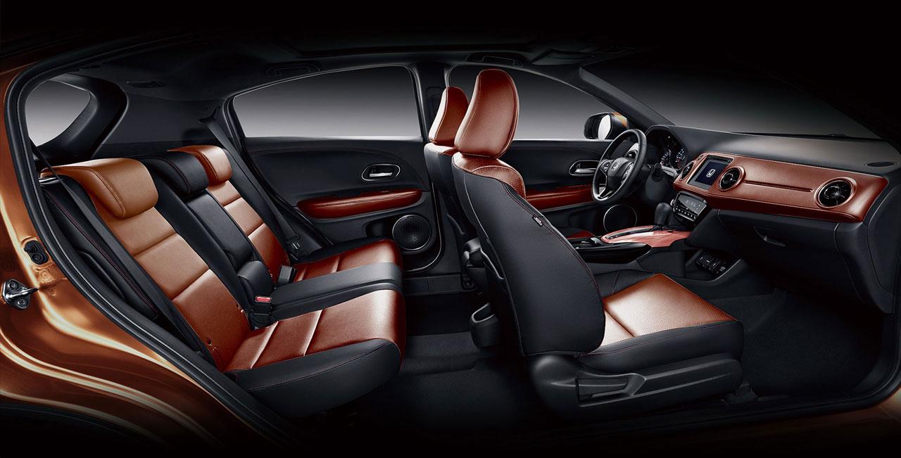Interior Honda HR-V 2018