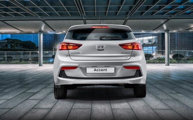 Hyundai Accent fabricado en México