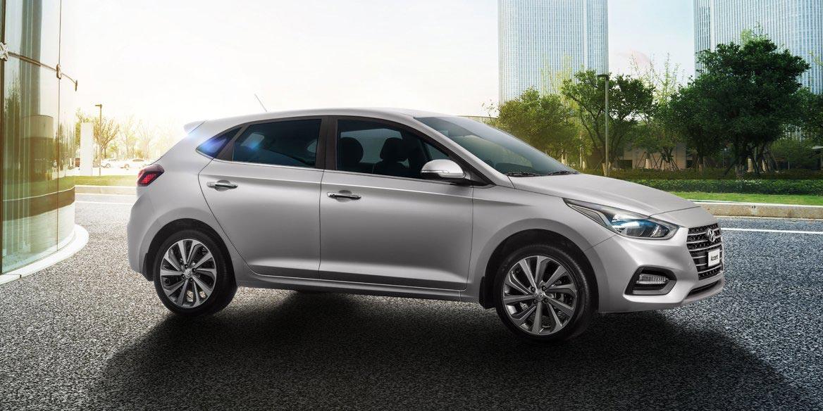 Hyundai Accent 5 puertas
