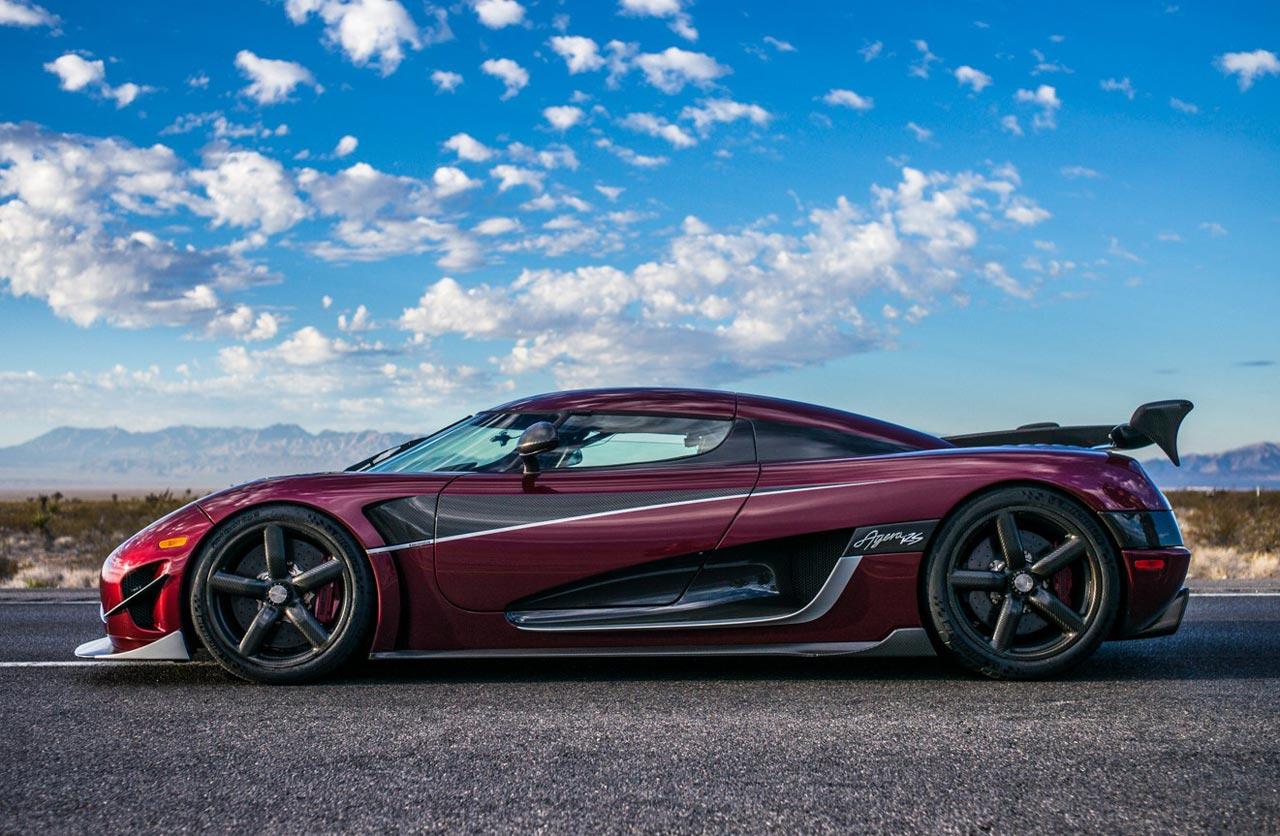 Koenigsegg Agera Rs Con Nuevo Record Mundial Mega Autos