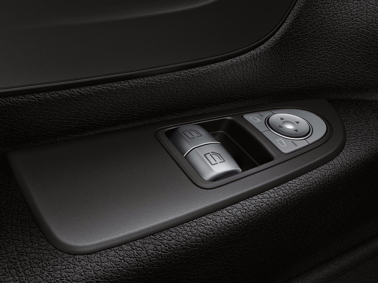 Equipamiento Mercedes-Benz Vito Plus