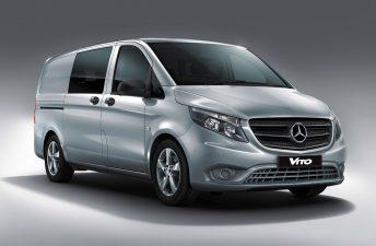 Mercedes-Benz sumó la Vito Plus en Argentina