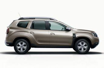 La nueva Renault Duster, más cerca
