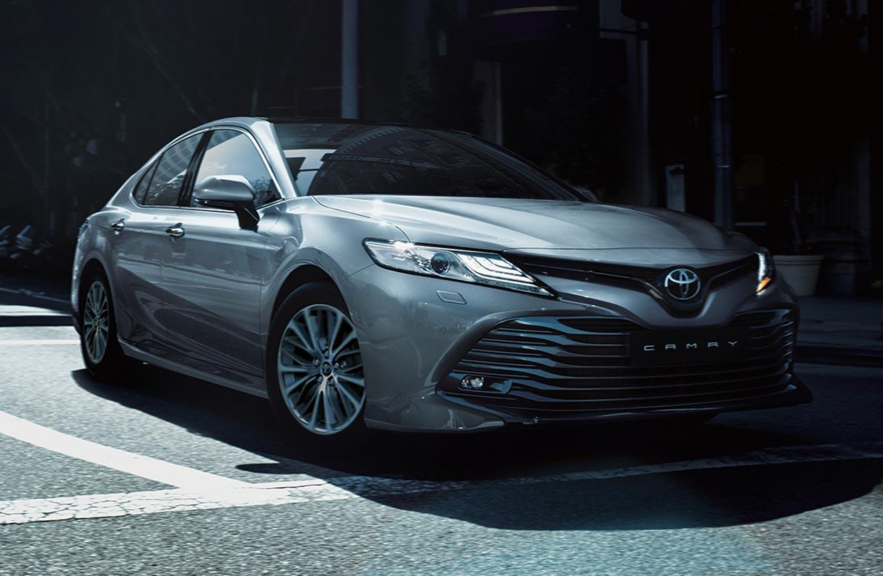 La nueva generación del Toyota Camry ya está en Argentina