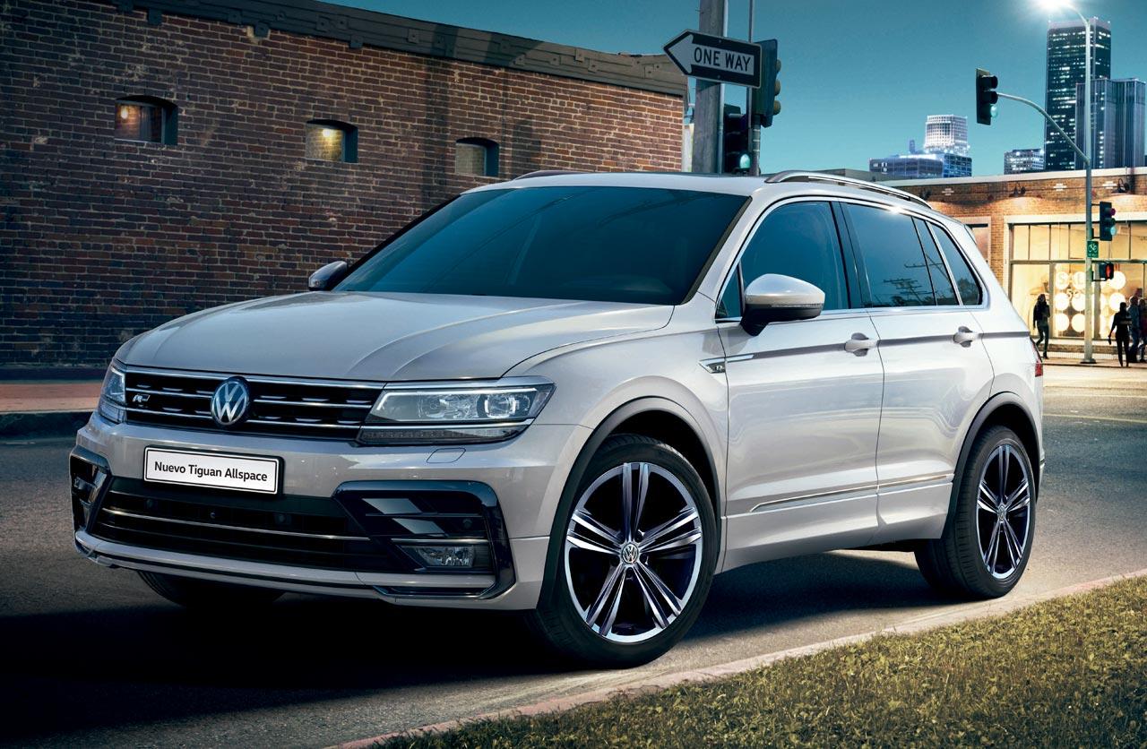 La nueva Volkswagen Tiguan Allspace llega a Argentina