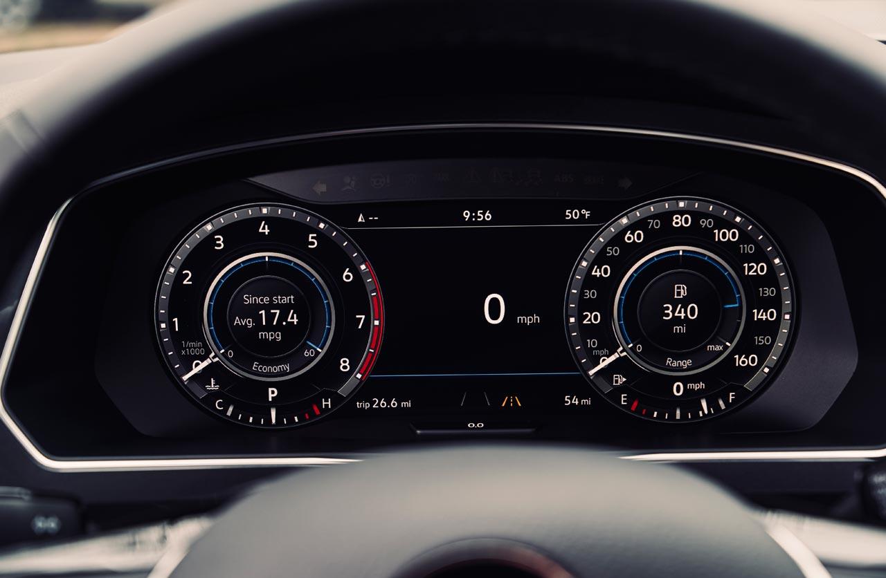 Tablero Nueva Volkswagen Tiguan Allspace