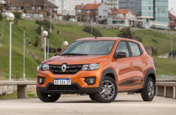 Renault lanzó la preventa del Kwid