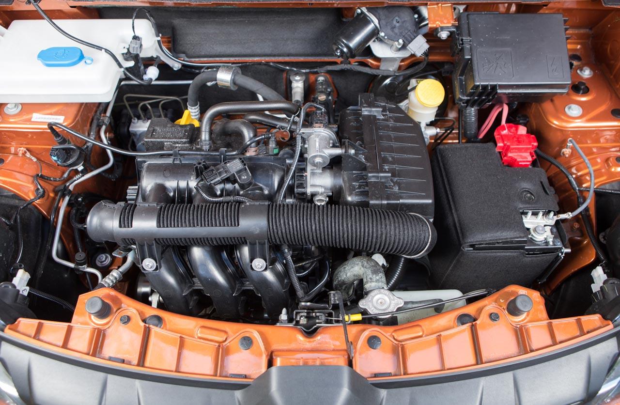 Motor Renault Kwid