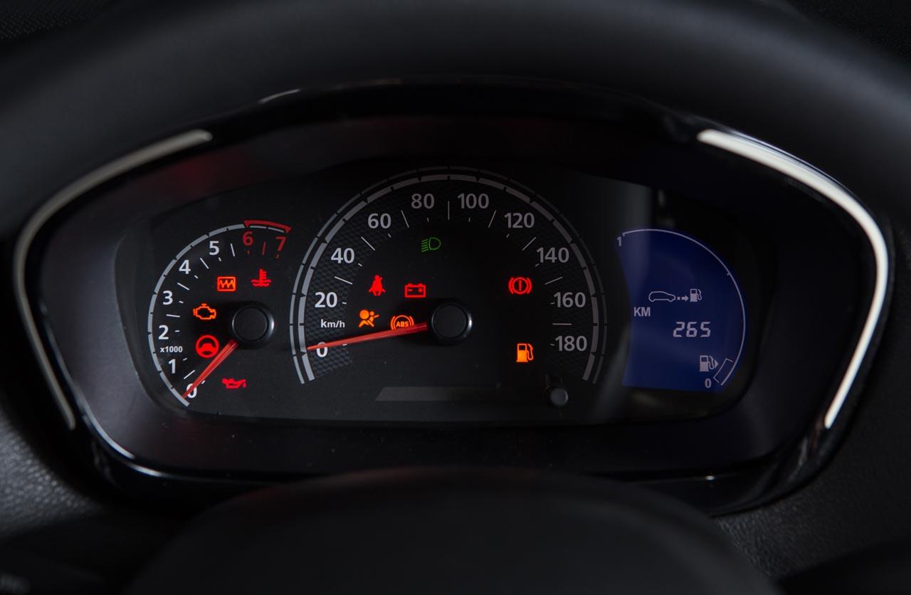 Tablero Renault Kwid