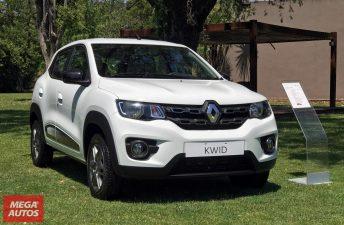 Renault lanzó el Kwid en Argentina