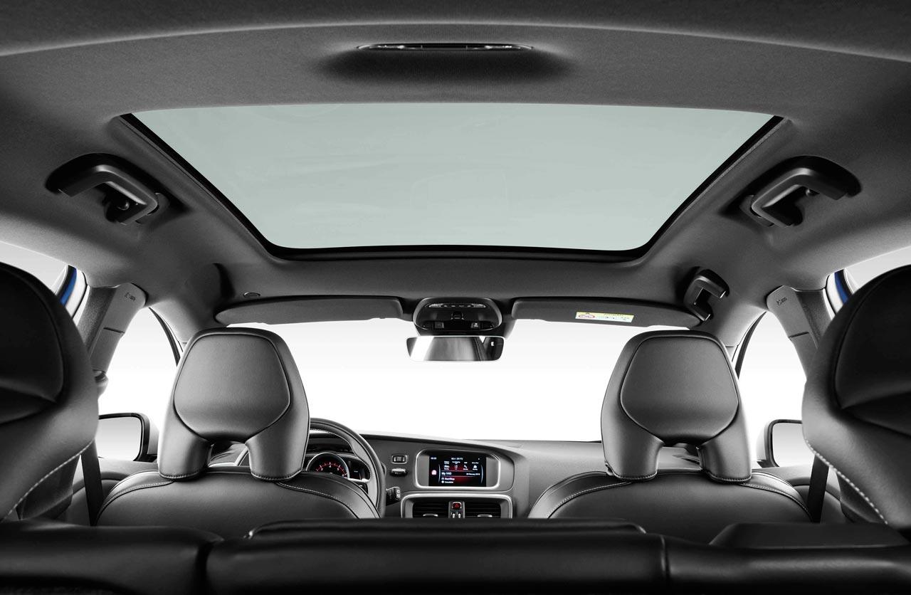 Interior Volvo V40 Cross Country