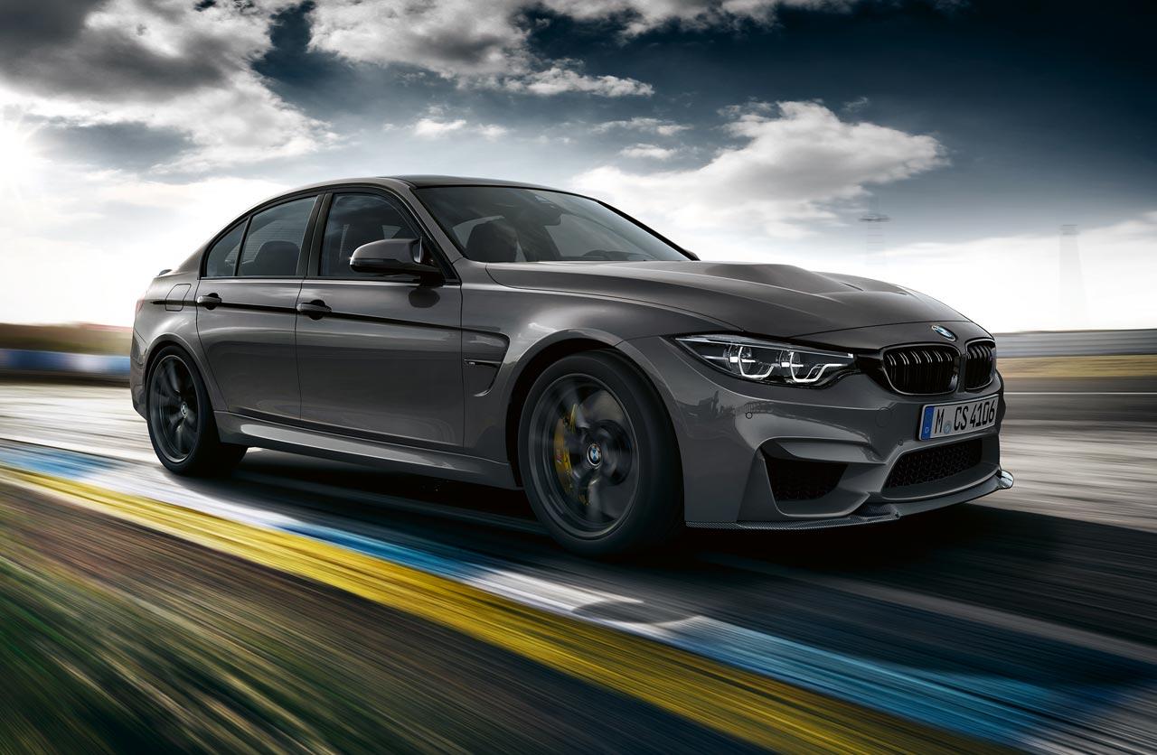 BMW M3 CS, con más poder y personalidad