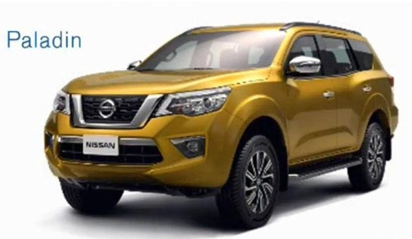Nissan X-Terra Paladin SUV Frontier