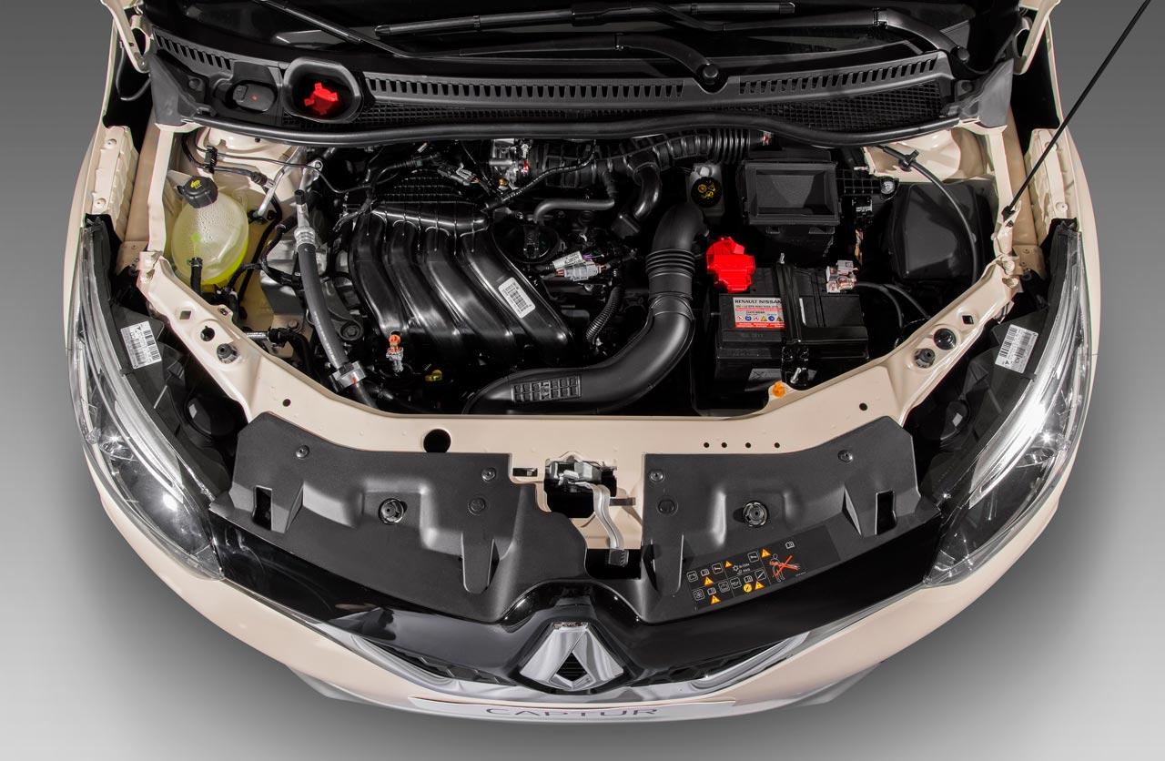 Renault Captur - Motor 1.6 SCe