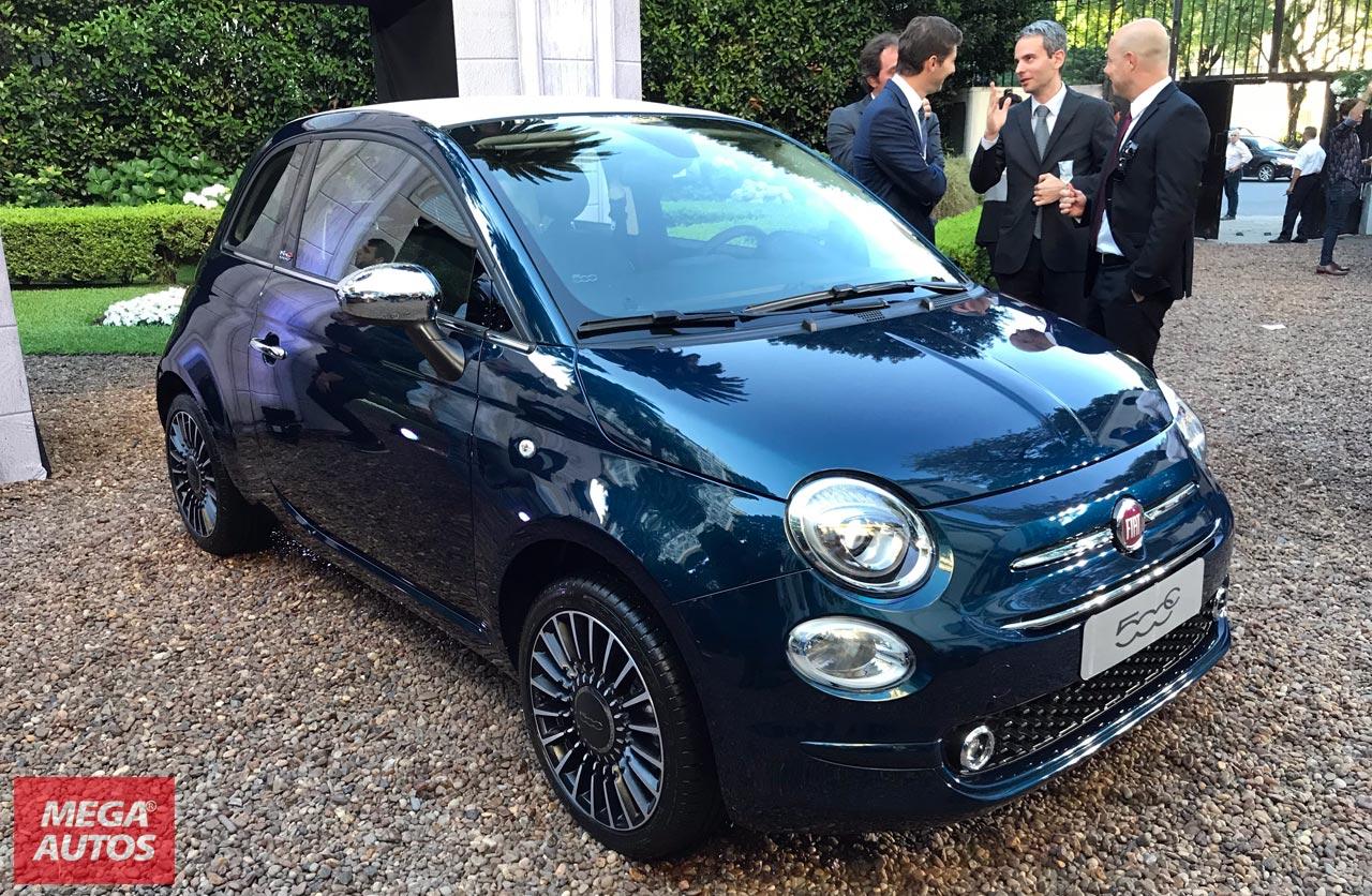 Fiat trajo el Italian Garage a Argentina