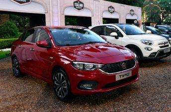 Fiat lanzó el Tipo en el mercado local