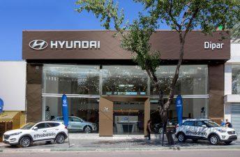 Nuevo concesionario modelo de Hyundai en Mendoza