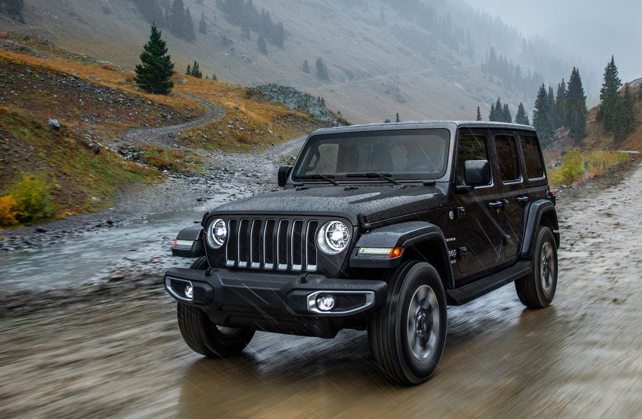 Nuevo Jeep Wrangler Sahara