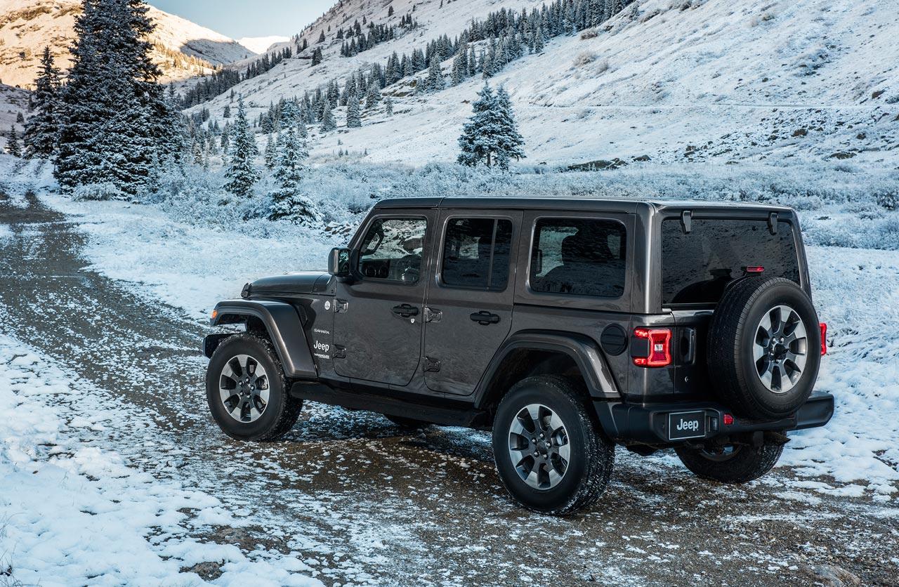 Nuevo Jeep Wrangler Sahara 4 puertas