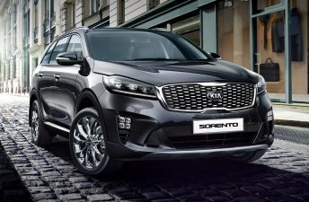 Kia Sorento, con cambios en el mercado local