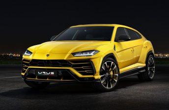 Así es el Lamborghini Urus, un SUV con 650 CV