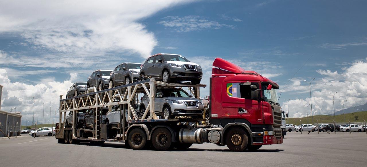 Nissan Kicks brasileño