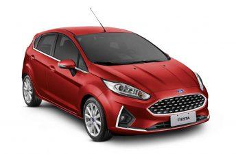 Ford renovó el Fiesta hatchback en Argentina