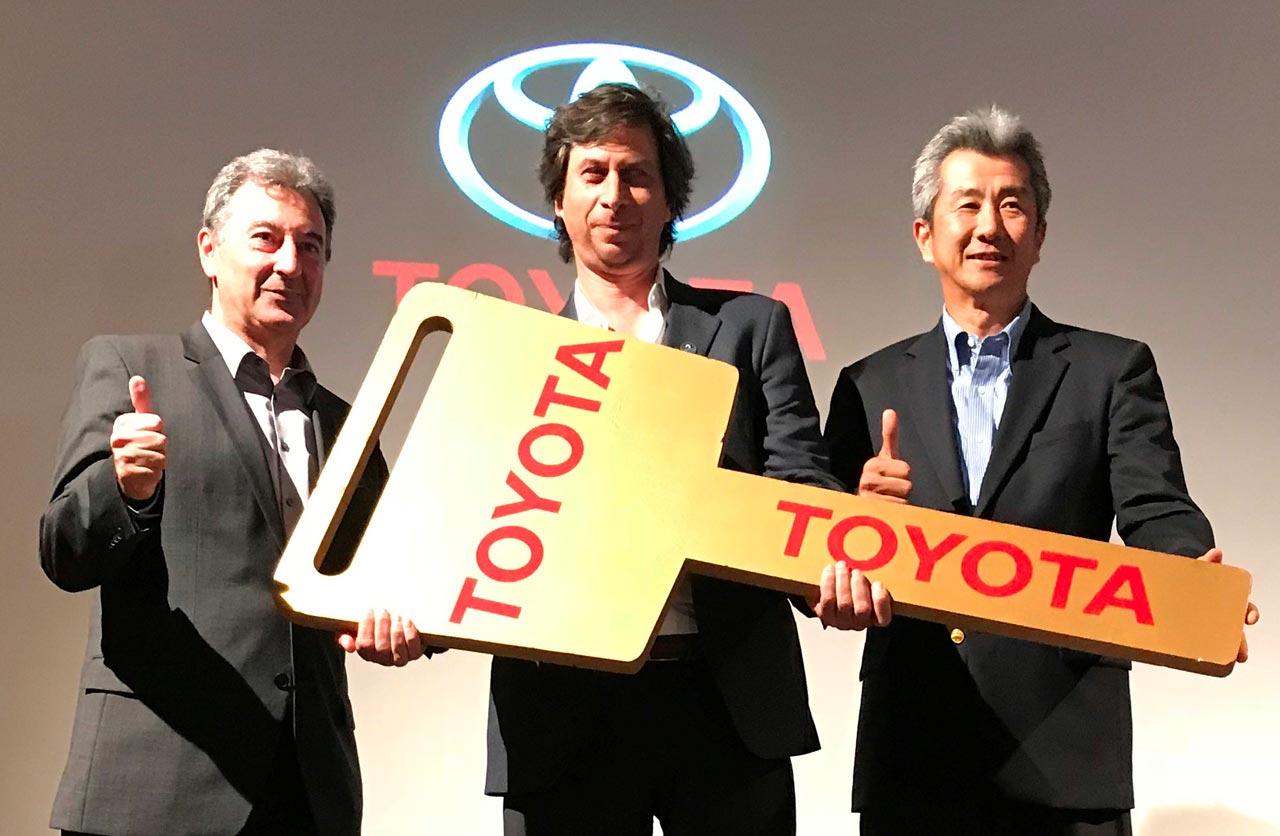 Toyota presentó su Reporte de Sustentabilidad 2017