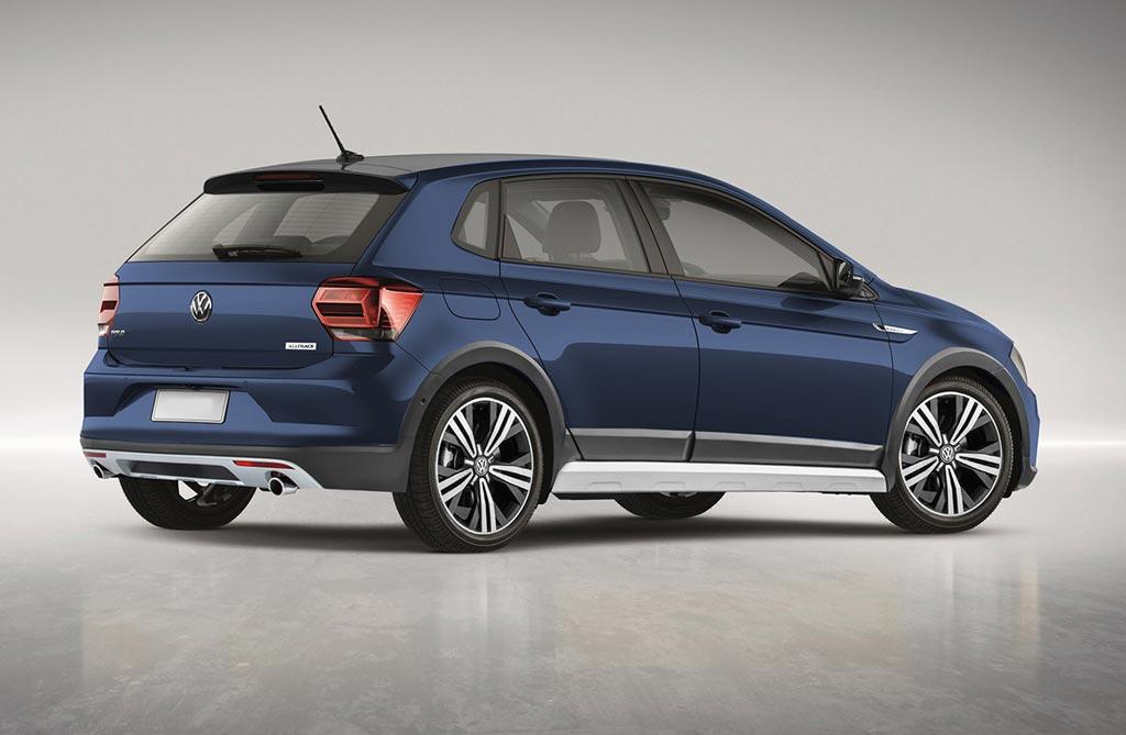 VW Polo Cross / Alltrack