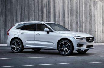 Volvo lanzó el nuevo XC60 en el país