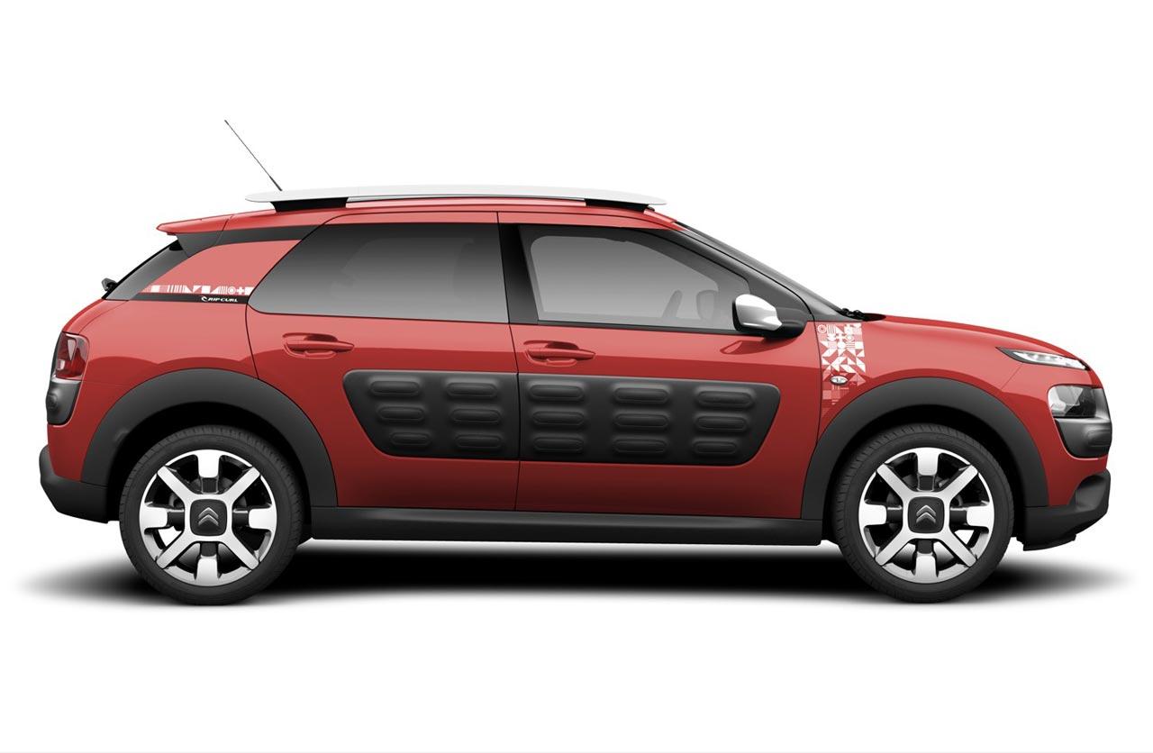 Citroën C4 Cactus Rip Curl