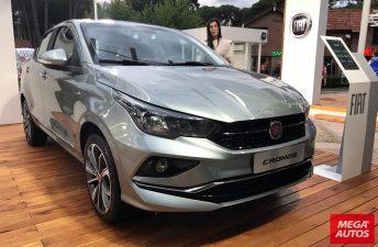 Fiat Cronos: arranca la preventa en Argentina