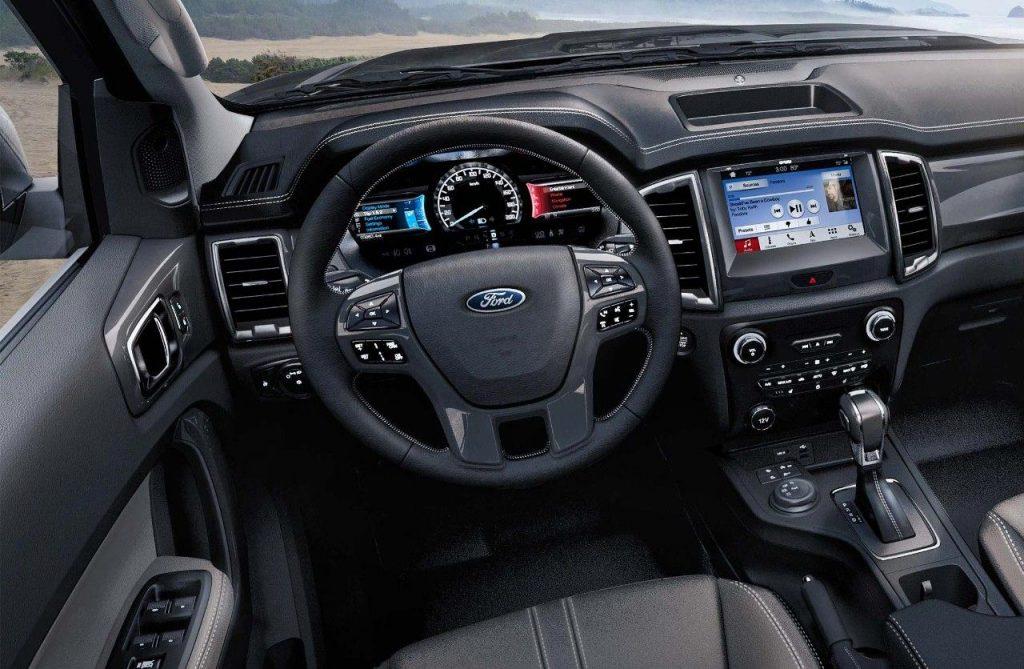 Ford Ranger 2019 Usa Interior Mega Autos