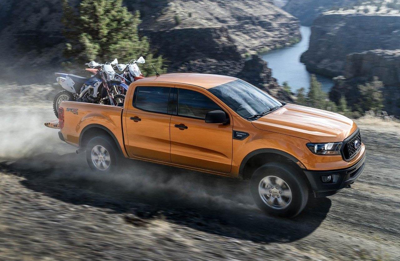 Ford Ranger Unidos