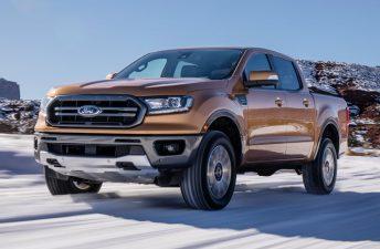 Ford Ranger, con cambios para Estados Unidos
