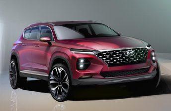 La nueva Hyundai Santa Fe, más cerca