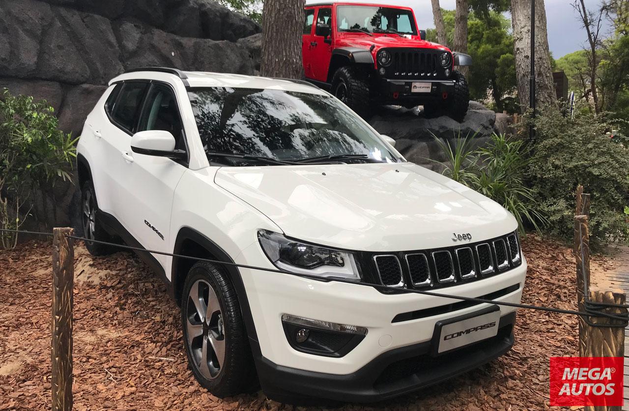 Jeep y Dodge, con precios más bajos en Argentina