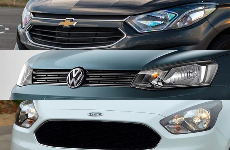 Los autos más vendidos en Latinoamérica durante 2017