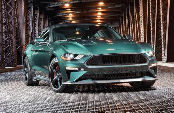 Un Ford Mustang especial en homenaje a Bullitt