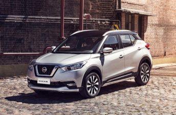 Un Nissan Kicks basado en la electricidad