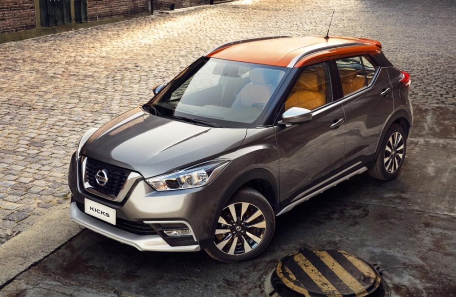 Nissan Kicks Special Edition, con estética exclusiva