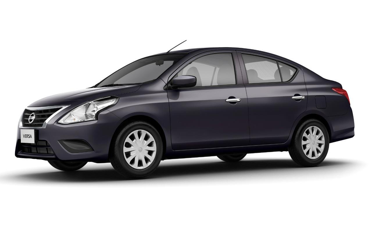 Nueva versión automática para el Nissan Versa