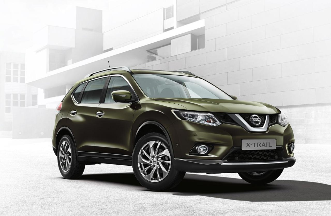 Nissan lanzó la X-Trail en Argentina