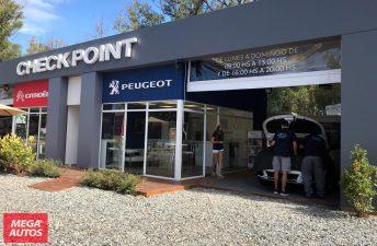 Peugeot, con chequeos gratuitos para clientes en Pinamar