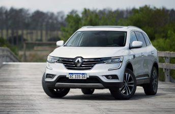 Renault Koleos, con nuevos argumentos en Argentina