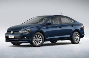 Así es el Volkswagen Virtus para Argentina