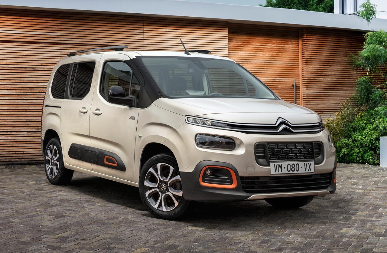 Así es la nueva generación de la Citroën Berlingo